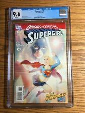 Supergirl #38 NM+ CGC 9.6