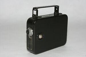 Cine Kodak Eight Model 20, Eastman Kodak, 8mm Filmkamera mit Kodak Anastigmat