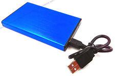 "Biue 160 GB External Portable 2.5"" USB 2.0 Hard Drive HDD Pocket Size"