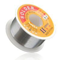 0.8mm 60/40 Tin/lead Rosin Core 2.0% Flux Reel Tube Solder Wire Iron Wire Tool