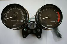 NEW MPH TACHOMETER AND  SPEEDOMETER CLOCK SET METER SET  KAWASAKI Z1A Z1B
