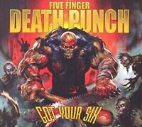 Five Finger Death Punch - Got Your Six (Standard CD)