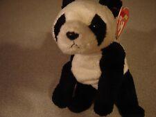 """TY beanie babys China""""! new panda! pics!"""