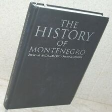 The History of Montenegro 2006 1st 1/2000 Ed. Milivoje Obradovic Pts 1&2 AsNew