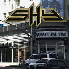 SHY - Sunset and Vine - New CD - MTM Melodic Rock - Factory Sealed In Stock