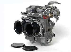 33mm Keihin Cr Speciale Smoothbore Carburatore Kit / Yamaha SRX 600 SRX600
