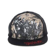 Slipknot Band Splat Flat Brim Metal Music Rock One Size Fits Most Hat 1509133H