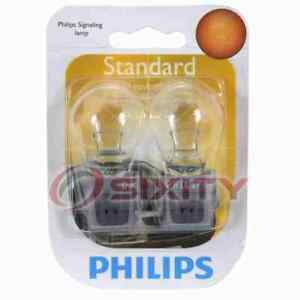 Philips Cornering Light Bulb for Nissan Quest 2004-2009 Electrical Lighting xb