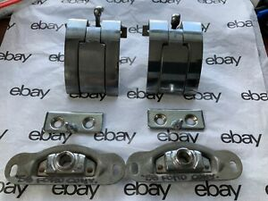 1958 Ford Fairlane convertible top latch set hardware pins