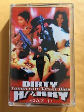 DJ Dirty Harry Tomorrow Never Dies 90s Hip Hop Queens NYC Mixtape Cassette