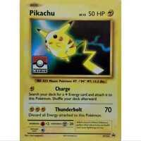 Pokemon Card - Pikachu XY202 - Black Star Promo - Englisch - NM/Mint