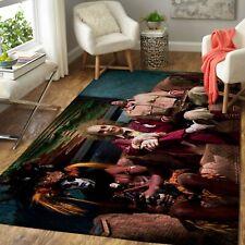 Beetlejuice 1909222 Movie Carpet Living Room Rugs
