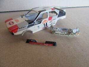 493G Kit WM Audi Quattro 1981 San Remo #14 Sheep Shipwreck 1:43