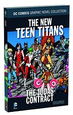 DC GRAPHIC NOVEL COLLECTION #53: NEW TEEN TITANS JUDAS CONTRACT