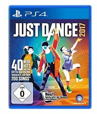 Just Dance 2017 für Playstation 4 PS4 | NEUWARE | DEUTSCHE VERSION!
