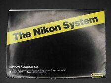 The Nikon System F3 / FE / FG / FA / FE2 / FM2 Accessories Guide