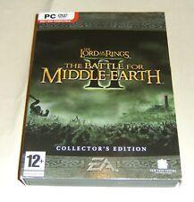 Señor de los anillos batalla por la tierra media II Edición Coleccionista-Juego PC