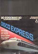 Disco Express (20 Successi 20 In Edizione Originale) LP