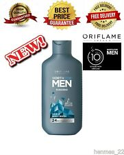 ORIFLAME North For Men Subzero Hair & Body Wash 24H Hydration 250ml 35878 NEW***