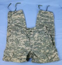 US Military ACU Digital Camo Flame Resist Insect Guard Trouser Med/Reg Man Cave