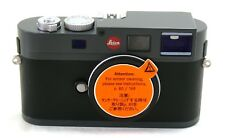 Leica M-E Typ 220 digital camera body 10759, only 347 actuations MINT-
