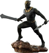 "BLACK PANTHER - Killmonger 9"" Marvel Gallery PVC Diorama (Diamond Select Toys)"