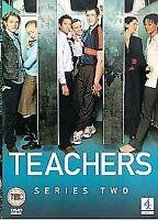 Teachers - Series 2 (DVD, 2003, 3-Disc Set)