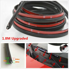 1.8M Rubber Car Sealing Under Front Windshield Panel Sealed Trim Moulding Strips
