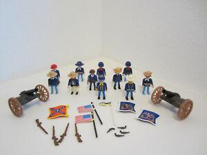 4# Western Soldaten Nordstaatler / Nordi ACW Kanonen Zubehör