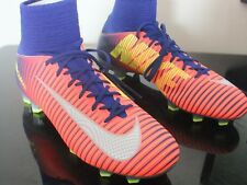 NIKE MERCURIAL SUPERFLY V FG FOOTBALL BOOTS TRAINERS UK SIZE 3.5 831943 409