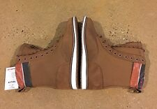 Etnies Regiment Women's Size 8.5 US Brown Skyline Collection Skate Sneaker Boot