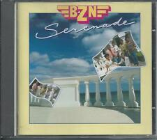 BZN - Serenade CD Album 12TR HOLLAND 1994 (MERCURY)