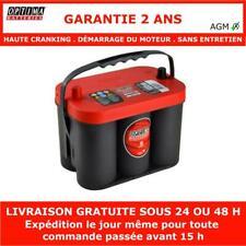 Optima RTC 4.2 AGM Batterie de Démarrage
