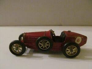 Lesney Matchbox - Models of Yesteryear No. 6 - 1926 Type 35 Bugatti - Loose