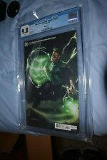 The Green Lantern #1 Season two 2 CGC 9.8 Variant Parel Cover Justice League