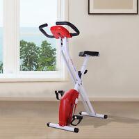 Foldable Exercise Bike Indoor Cycling Bike Cardio Workout Strength Training