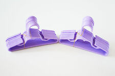 My Brittany's 12 Purple Hangers for American Girl Dolls