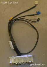 IBM Lenovo ThinkStation D20 USB / Audio Front I/O Panel w/ Cables 41R5657