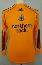Adidas Formotion 2010 Newcastle United Football Soccer Goalkeeper Jersey Size S