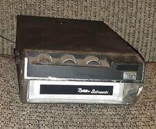 Vtg Boman Astrosonix Car Stereo 8 Track Tape Player Bm 909b Estate Sale Find