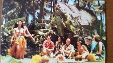 1960s United Airlines,  Hawaiian  Luau,  Hawaii