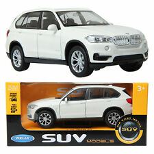 WELLY 1:32 BMW X5 / Ivory / Children / Toy / DIE-CAST Toy / Miniature car