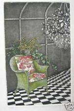 Green Chair by Jody Mehaffie