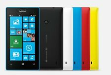 "Unlocked Nokia Lumia 520 4.0"" 3G Wifi 5MP Dual Core 8GB Original Mobile Phone"