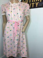 New listing Vintage Floral Lace Dress