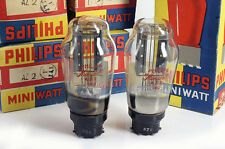1x AZ2/RGN2004_Topf-P8A PHILIPS NOS Tube Valvola Valve Lampe TSF Röhre 진공관 真空管