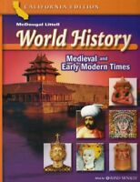 World History: Medieval and Early Modern Times, Grade 7 by Douglas Carnine