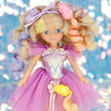Lady Lovely Locks BALLERINA Doll Purple Dress Tutu & PIXIETAILS Pink Shoes BE806