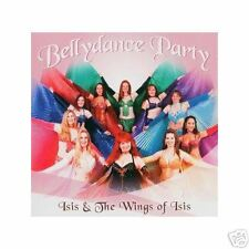 Bellydance Party Isis & The Wings of Isis BellyDance CD