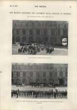 1900 Ladysmith Naval Brigade Windsor Gen Sir Redvers Buller